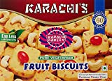 Karachi Bakery Fruit Biscuits (Mix Fruit, 250GM)