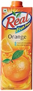 Real Fruit Power Orange Juice (Orange, 1LTR)