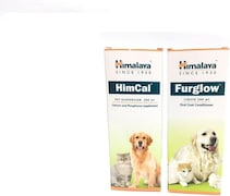 Himalaya Furglow Oral Coat Pet Conditioner (400ML)
