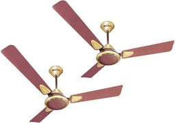 Activa Galaxy 2 Ceiling Fan (Gold)