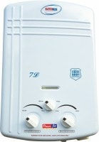 Powerjet 7L Gas Water Geyser (MSE, White)