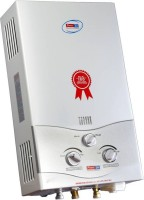 Powerjet 6L Gas Water Geyser (PJ, White)