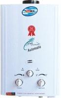 Powerjet 6L Gas Water Geyser (UBZ, White)