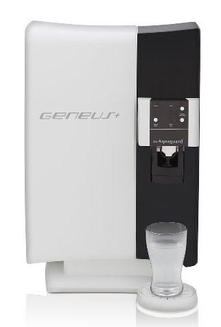 Aquaguard Geneus Plus 7L RO+UV+UF Water Purifier (Black & White)