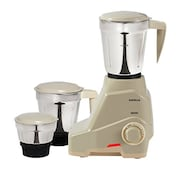 Havells Genie 500W Mixer Grinder (Grey, 3 Jar)