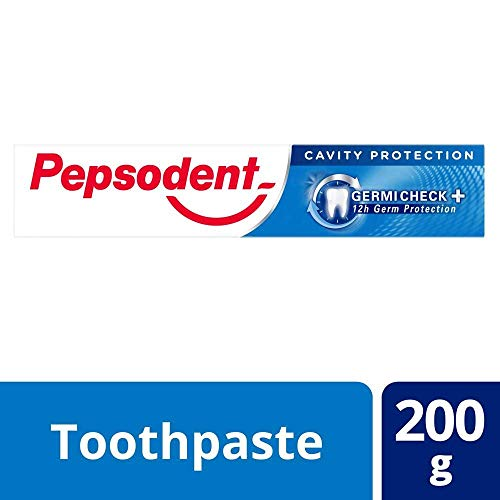 Pepsodent Germi Check Cavity Protection (150GM, Pack of 2)