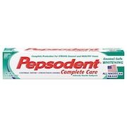 Pepsodent Germi Check+ Complete Care Enamel-Safe Whitening Toothpaste (170GM, Pack of 12)