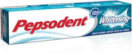Pepsodent Germi Check+ Whitening Toothpaste (150GM)