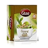 Gtee Ginseng Amla Green Tea (37.5GM, 25 Pieces)