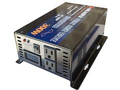 Golander GL-300P Pure Sine Wave Inverter (Black)