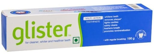 Amway Glister Multi Action Toothpaste (190GM)