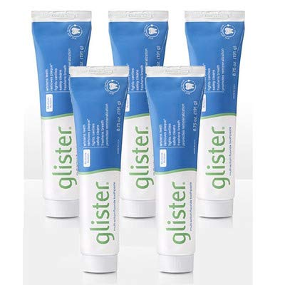 Amway Glister Multi Action Toothpaste (190GM, Pack of 5)