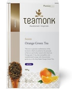 Teamonk Global Sozen Orange Green Tea (100GM)