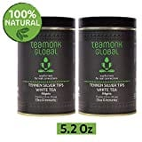 Teamonk Global Tennen Silver Tips White Tea (150GM)