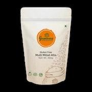Graminway Gluten Free Multi Millet Multigrain Flour (800GM)