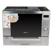 Godrej GME 25GP1 MKM 25 L Grill Microwave Oven (Silver)