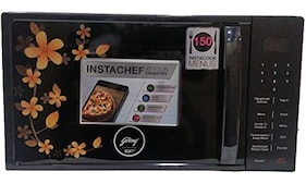 Godrej GME 720 GF1 PZ 20 L Grill Microwave Oven (Black)