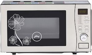Godrej GMX 20 CA5 MLZ 20 L Convection Microwave Oven (Silver)
