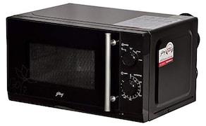 Godrej GMX 20 CA7 PLM 20 L Convection Microwave Oven (Black)