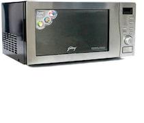 Godrej GMX 20CA5 MLZ 20 L Convection Microwave Oven (Black)