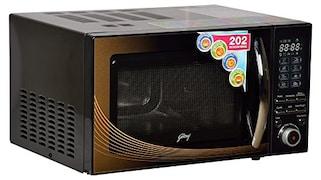Godrej GMX 25CA2 FIZ 25 L Convection Microwave Oven (Black)