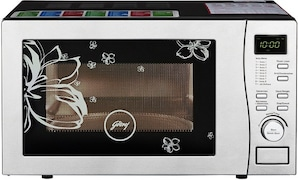 Godrej GMX 519 CP1 19 L Convection Microwave Oven (White)