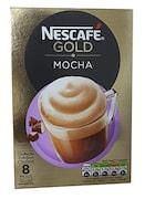 Nescafe Gold Mocha Coffee (Mocha, 176GM, 8 Pieces)