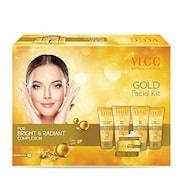 VLCC Gold Radiance Facial Kit (60GM, Pack of 2)