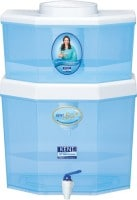 Kent Gold Star 11018 22L Gravity Based Water Purifier (Blue & White)