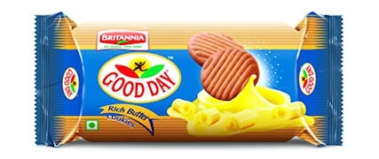 Britannia Good Day Butter Biscuits (39GM)