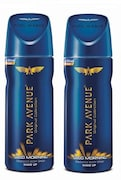 Park Avenue Good Morning Body Deodorant Body Spray (300ML, Pack of 2)