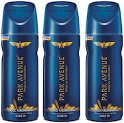 Park Avenue Good Morning Deodorant Body Spray (130ML, Pack of 3)