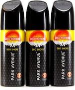 Park Avenue Good Morning Deodorant Body Spray (81GM, Pack of 3)