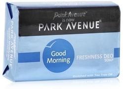 Park Avenue Good Morning Freshness Deodorant Body Spray Soap (125GM)