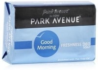 Park Avenue Good Morning Freshness Deodorant Body Spray Soap (125GM)