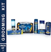 Park Avenue Good Morning Grooming Kit (Pack of 8)