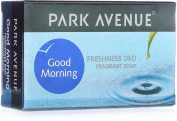 Park Avenue Good Morning Soap (125GM)