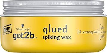 Schwarzkopf Got2B Glued Spiking Hair Wax (75ML)