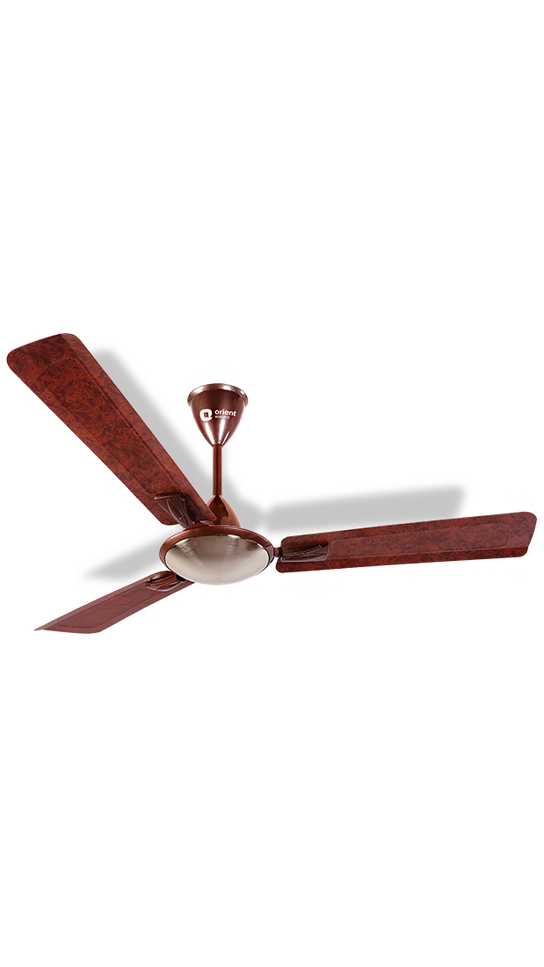 Orient Gratia Ceiling Fan (Brown)