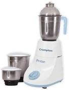 Crompton Greaves Proton 450W Mixer Grinder (White, 3 Jar)
