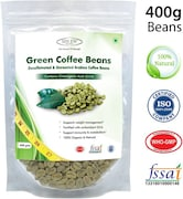 Sinew Nutrition Green Beans Coffee (Green, 400GM)