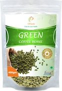 Vihado Green Beans Coffee (Green, 400GM, 1 Pieces)