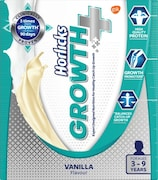 Horlicks Growth+ (Vanilla, 200GM)