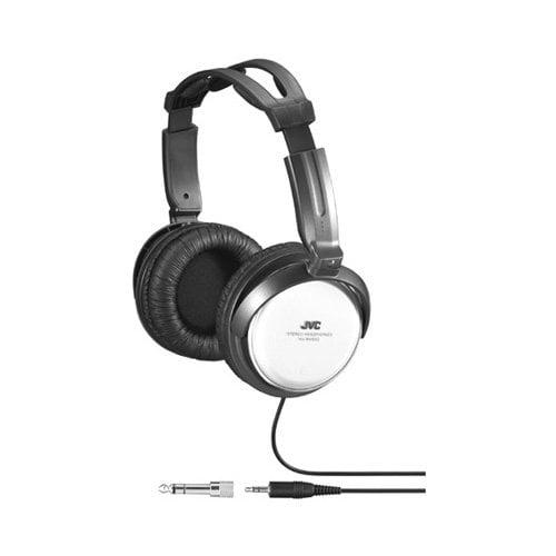 JVC HA-RX500 Wired Headphone (Black)