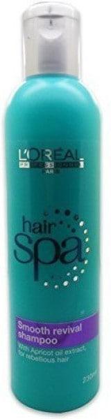 Loreal Hair Spa Smooth Revival Shampoo (230ML)