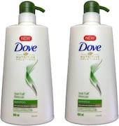 Dove Hair Therapy Damage Solution Hair Fall Rescue Shampoo (600ML, Pack Of 2)