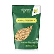 B&B Organics Handpounded Brown Rice (3KG)
