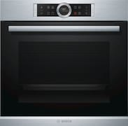 Bosch HBG633BS1J 71 L Convection & Grill Microwave Oven (Black & silver)