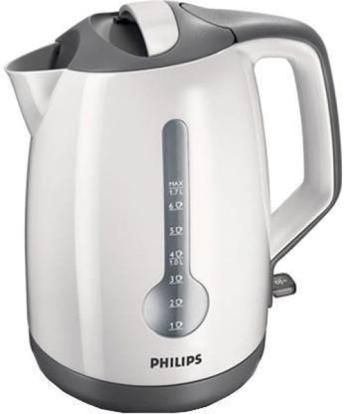 Philips HD4649 1.7 L Electric Kettle (White)