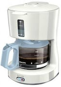 Philips HD7450 Coffee Maker (White)